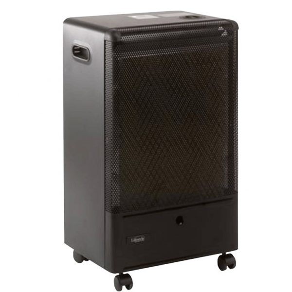 Catalytic cabinet portable gas heater
