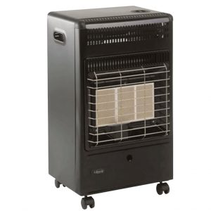 radient cabinet mobile gas heater