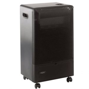blue flame mobile gas heater